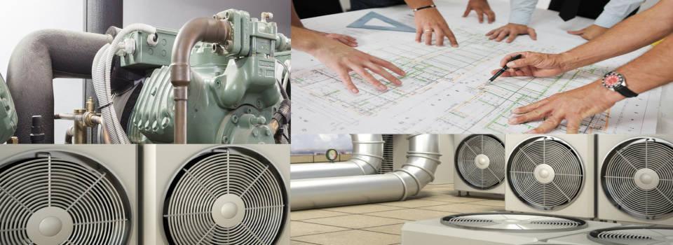 Projekty HVAC + R